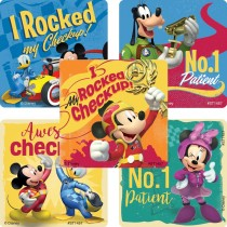 Mickey and the Roadster Racers Patient Stickers