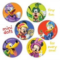 Mickey and the Roadster Racers Mini Dot Stickers