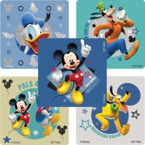 Mickey Mouse Pals Glitter Stickers