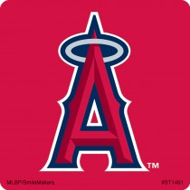 Los Angeles Angels Logo Stickers