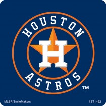Houston Astros Logo Stickers
