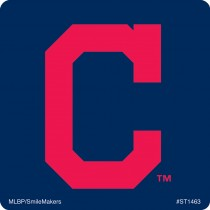 Cleveland Indians Logo Stickers