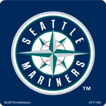 Seattle Mariners Logo Stickers