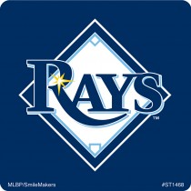 Tampa Bay Rays Logo Stickers