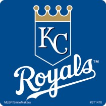 Kansas City Royals Logo Stickers
