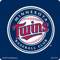 Minnesota Twins Logo Stickers