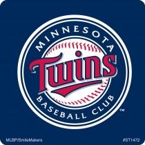 Minnesota Twins Logo Stickers