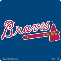 Atlanta Braves Logo Stickers