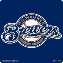 Milwaukee Brewers Logo Stickers