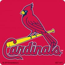 St. Louis Cardinals Logo Stickers
