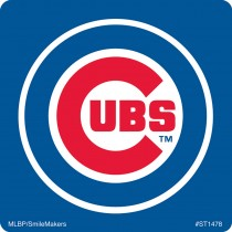 Chicago Cubs Logo Stickers
