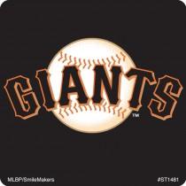 San Francisco Giants Logo Stickers