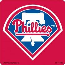 Philadelphia Phillies Logo Stickers