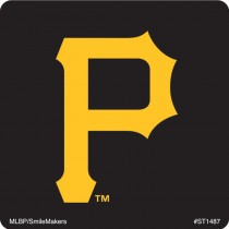 Pittsburgh Pirates Logo Stickers