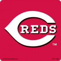 Cincinatti Reds Logo Stickers