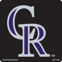 Colorado Rockies Logo Stickers