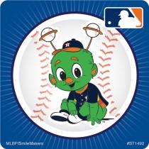 Houston Astros Mascot Stickers