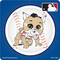 Arizona Diamondbacks Mascot Stickers