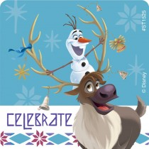 Olaf's Frozen Adventure Stickers