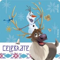 Olaf's Frozen Adventure Stickers