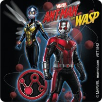 Marvel™ Ant Man & Wasp Movie Stickers