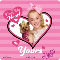 Jojo Siwa Dream Big Stickers