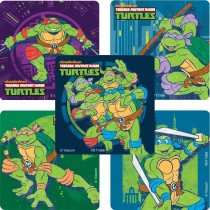 Teenage Mutant Ninja Turtles Classic Stickers