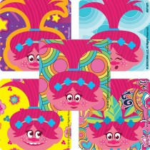 DreamWorks Trolls Poppy Stickers
