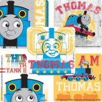 Thomas the Train Favorite Poses Stickers