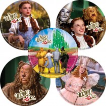 The Wizard of Oz™ Stickers
