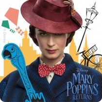 Mary Poppins Returns Stickers
