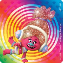 DreamWorks Trolls Gem Glitter Stickers