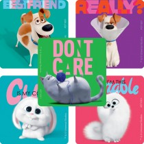 The Secret Life of Pets 2 Stickers