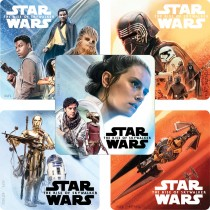 Star Wars: The Rise of Skywalker Stickers