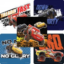 Disney*Pixar Cars Extreme Mudding Stickers