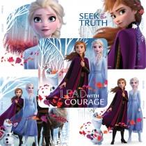 Frozen II Stickers