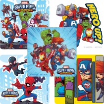 Marvel Super Hero Adventures Stickers