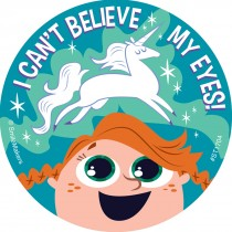 I Can't Believe My Eyes Stickers