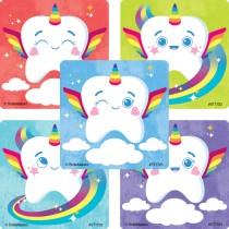 Toothicorn Stickers