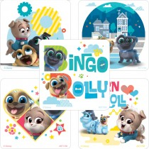 Puppy Dog Pals Born to Roll Stickers