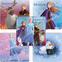 Frozen II Sketchbook Stickers