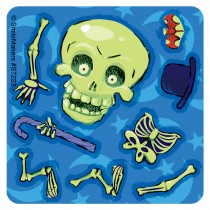 Make-Your-Own™ Glow in the Dark Skeleton