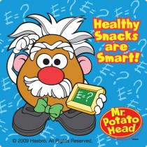 Mr. Potato Head Healthy Snack