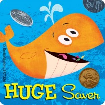 Huge Saver Stickers