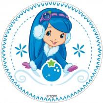 Strawberry Shortcake™ Winter Stickers