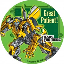 Transformers™ Patient Stickers