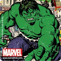 Incredible Hulk Stickers