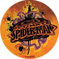 Halloween Spider-Man Stickers