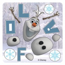 Make-Your-Own™ Disney Frozen Olaf Stickers