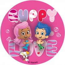 Bubble Guppies: Valentines Stickers